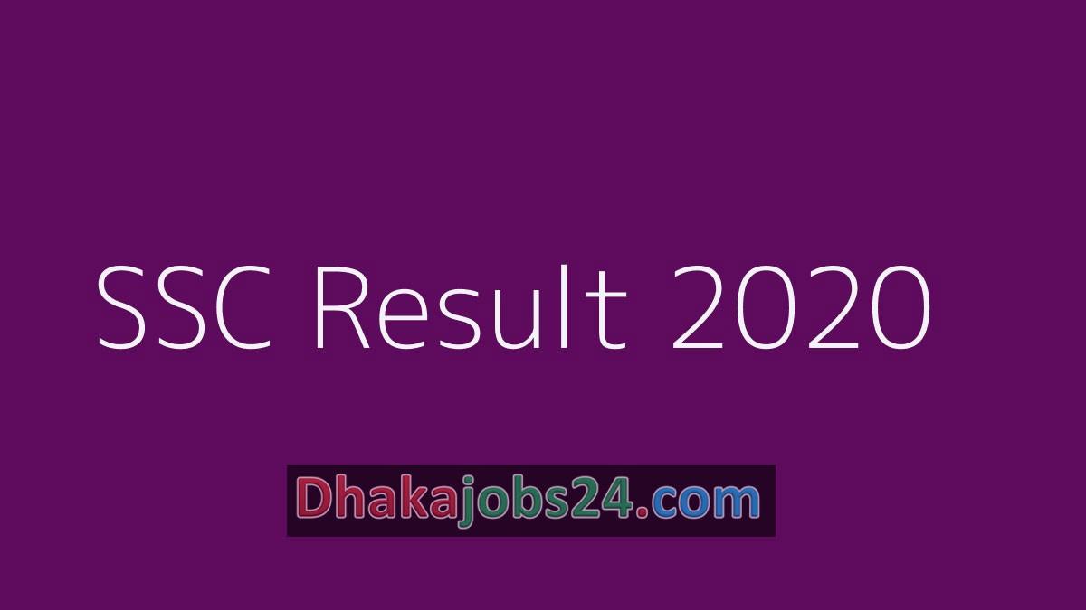 SSC Result 2020 [Download]